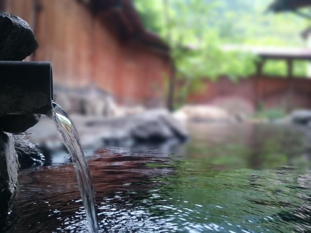 温泉の温度による入浴の違いについて