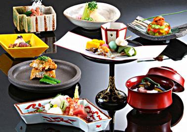 懐石料理で出される基本的な料理について